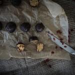 Peanut Butter Oatmeal Balls Rezept