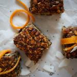 Müsliriegel Rezept Mango Kokos Healthy Granola Bars