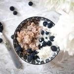 Buchzweizen-porridge