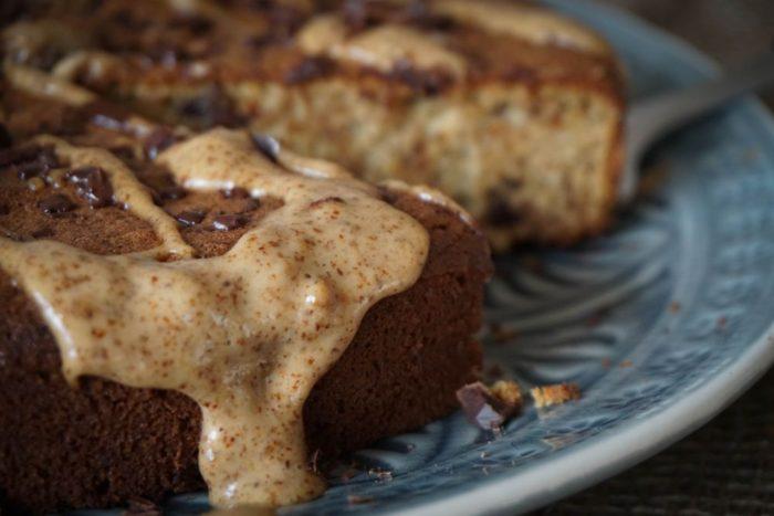 mallorquinischer mandelkuchen schoko